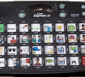 gte15101 GoTalk Express 32