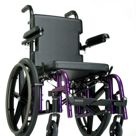 qzpw15101 Quickie Zippie 2 Pediatric Wheelchair